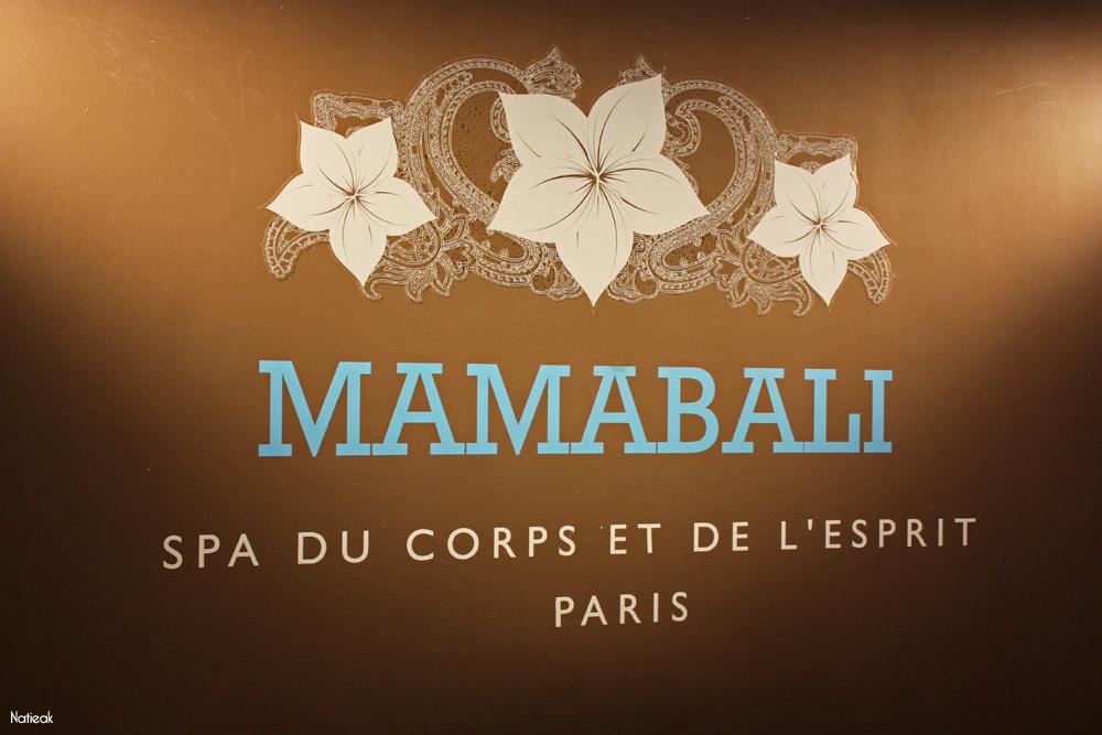 MamaBali spa et restaurant Balinais