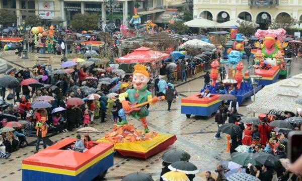 Ακυρώνεται το καρναβάλι της Πάτρας λόγω κορονοϊού (βίντεο)