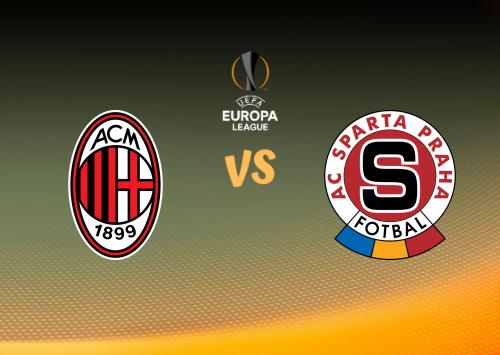 Milan vs Sparta Praha  Resumen y Partido Completo