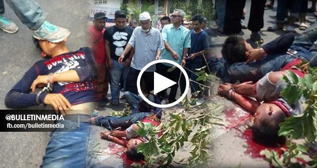 [VIDEO] Info dari orang kampung Kes samun tokey lembu RM150k