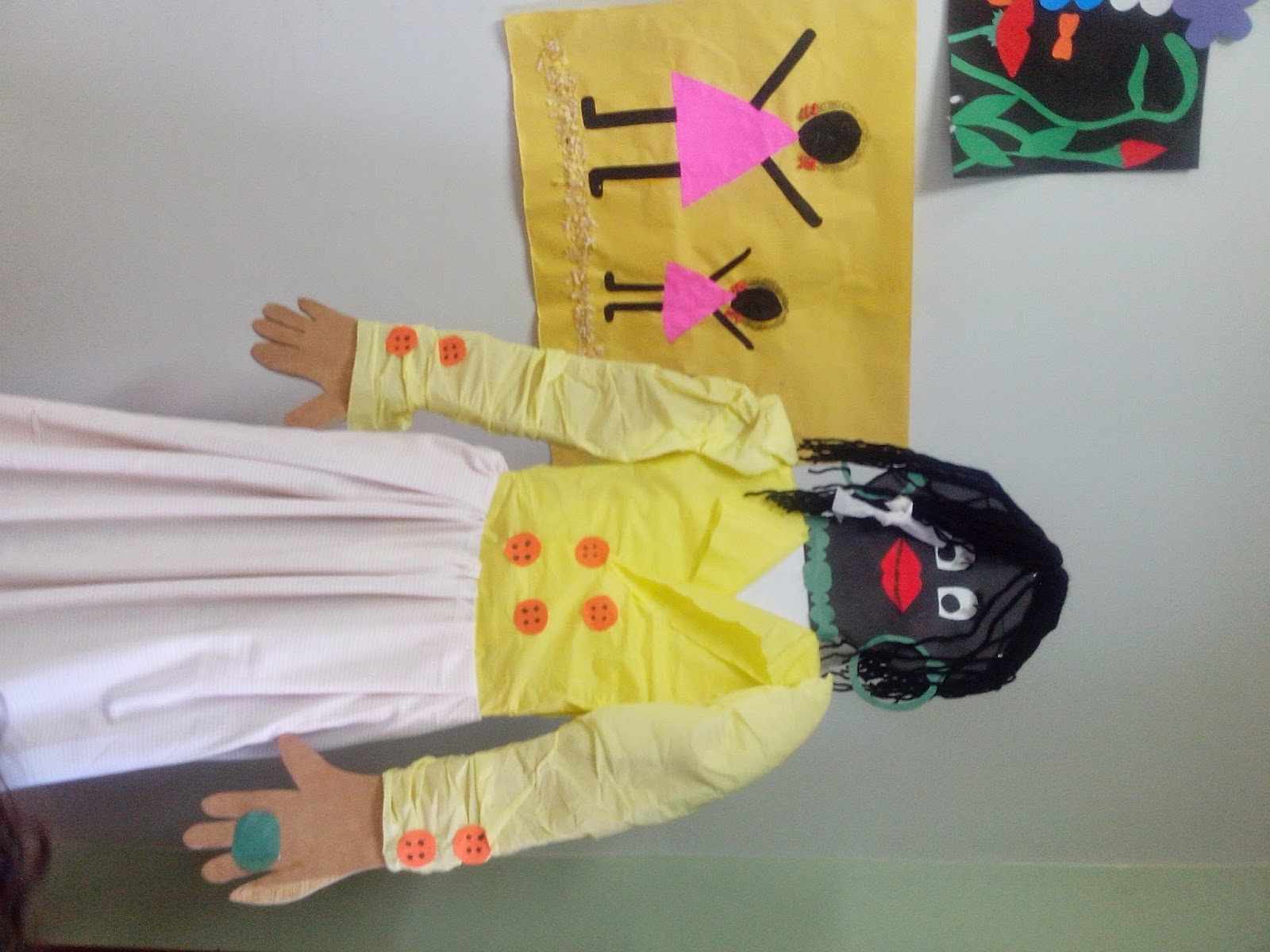 A magia do Educar: Projeto Menina Bonita do Laço de Fita