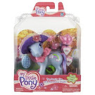 MLP Rainbow Dash Pretty Pony Fashions Tea Party Fun G3 Pony