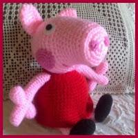 PEPPA PIG A CROCHET