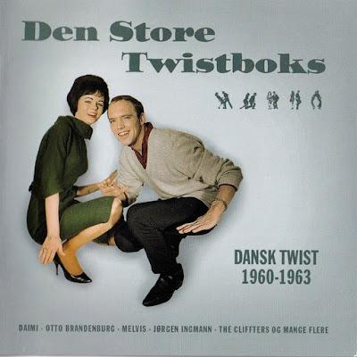 VA - Den Store Twistboks : Dansk Twist 1960-63