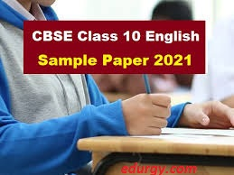 Standard 10 English paper style according to the new model considering the situation of Corona English 2020-2021