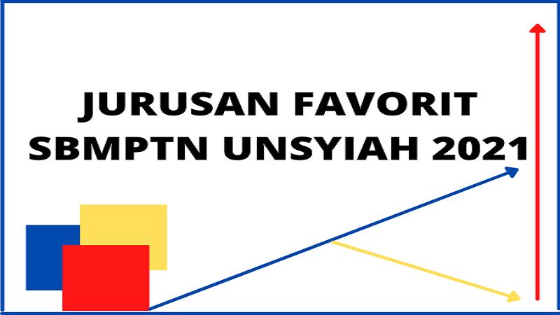 Jurusan Favorit Di SBMPTN UNSYIAH 2021