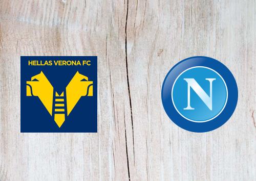 Hellas Verona vs Napoli -Highlights 24 January 2021