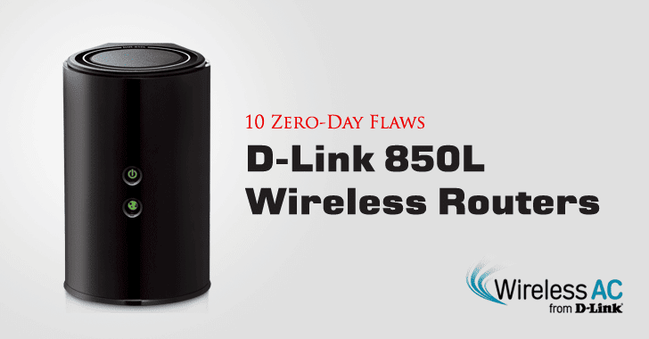 D-Link-850L-Wireless-Router-Password-Hacking