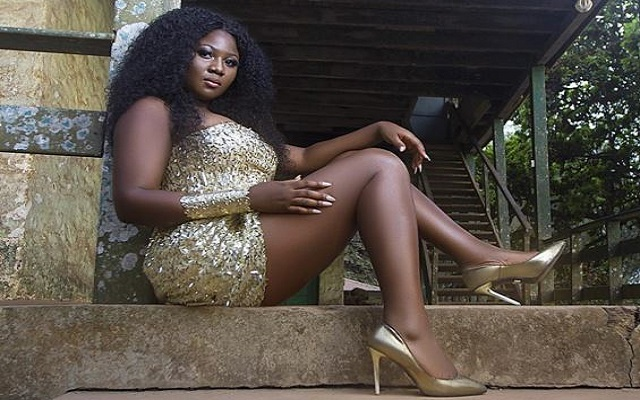 I want a rich man to marry - Salma Mumin