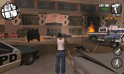 تحميل لعبة gta san andreas مضغوطة برابط واحد تحميل لعبة gta san andreas مضغوطة بحجم 10 ميجا , لعبة GTA San Andreas كاملة Apk & Data مهكرة مجانا للاندرويد لعبة GTA San Andreas مهكرة مجانا للاندرويد