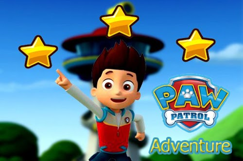 Paw patrol adventure