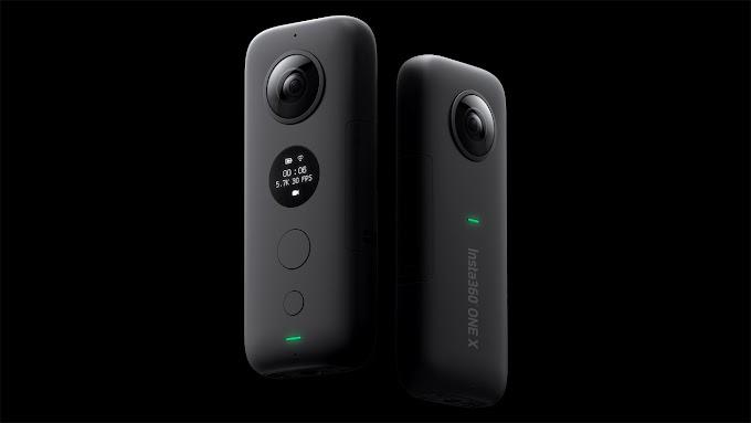 SORTEIO - Câmera Insta360 ONE X 5.7K!
