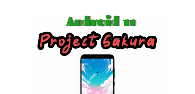 Update Android 11 on Asus Zenfone Max Pro M1 with Project Sakura 4.R
