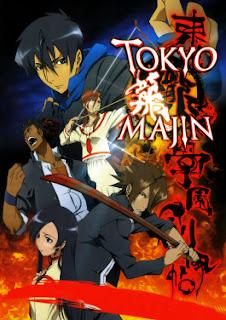Tokyo Majin  Tagalog Dubbed