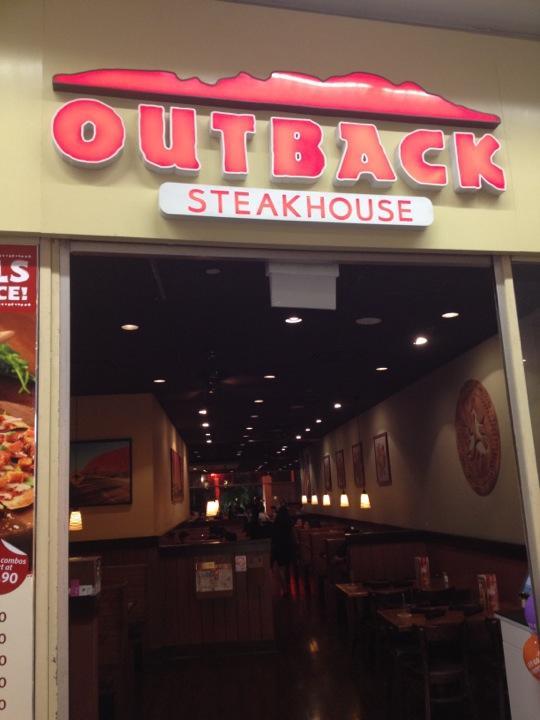 مطعم اوت باك ستيك هاوس