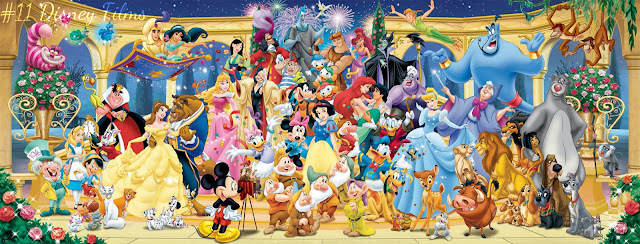 The Sunday Topic - Disney Films