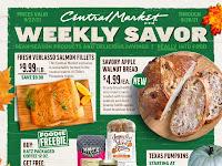 Central Market Ad Preview October 27 - November 2, 2021