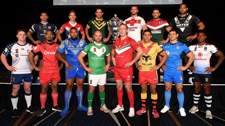 rugby league world cup italia stadi
