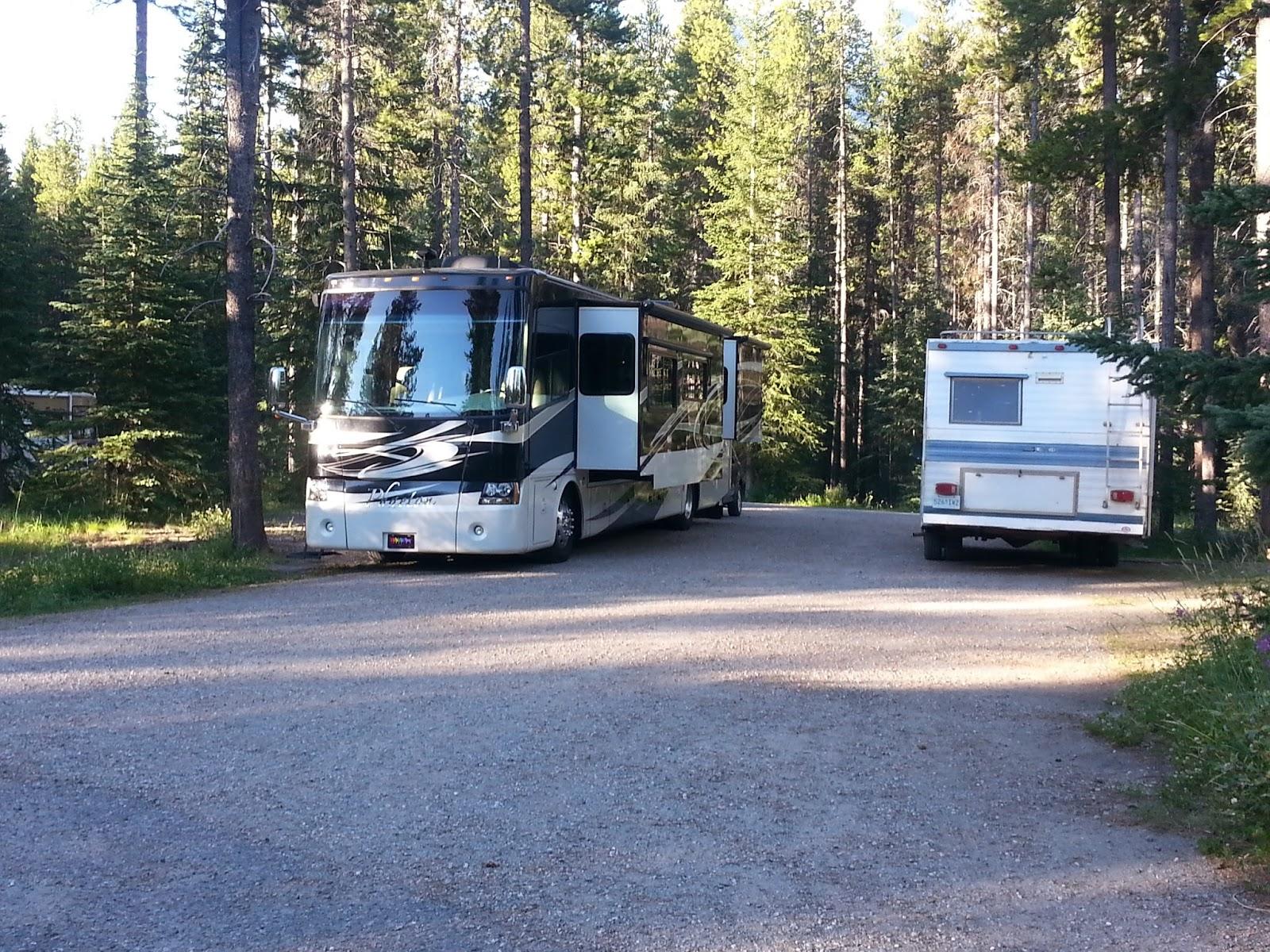 Lake Louise: Lake Louise Rv Camping