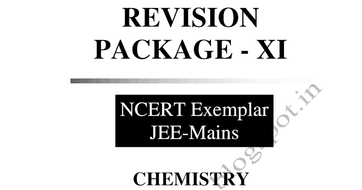 Chemistry for IIT JEE (Mains/Advanced) NEET