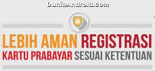 Apa Akibat tidak registrasi Ulang kartu Prabayar?