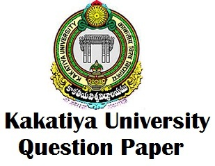 KU Previous Question Papers