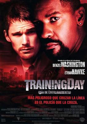 Training Day 2001 DVD R1 NTSC Latino