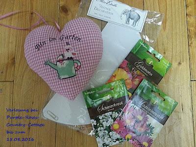 Giveaway bei Nicole
