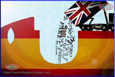 Imagen del vertido de los anglicismos en la lengua española