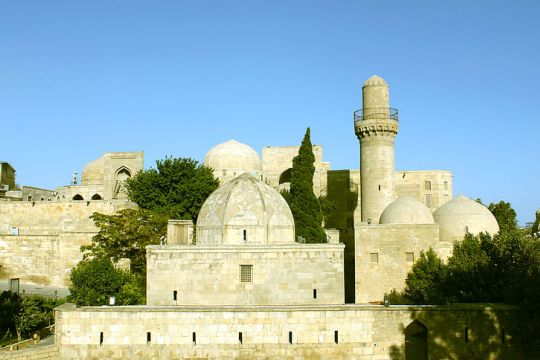 Palace of Shirvanshahs, Azerbaijan