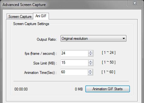 Advanced Screen Capture