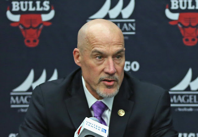 Bulls 'Tidak Bisa Menempatkan Timeline' Pada Jangka Waktu Membangun Kembali