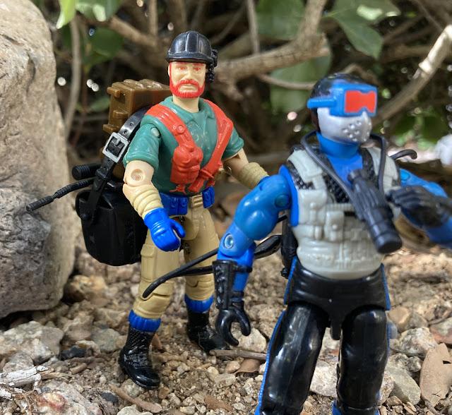 1991 Snake Eyes, 1993 Outback, Battle Corps