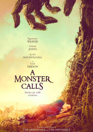 A Monster Calls 2016 Full Movie DVDScr English x264 1Gb at Worldfree4u