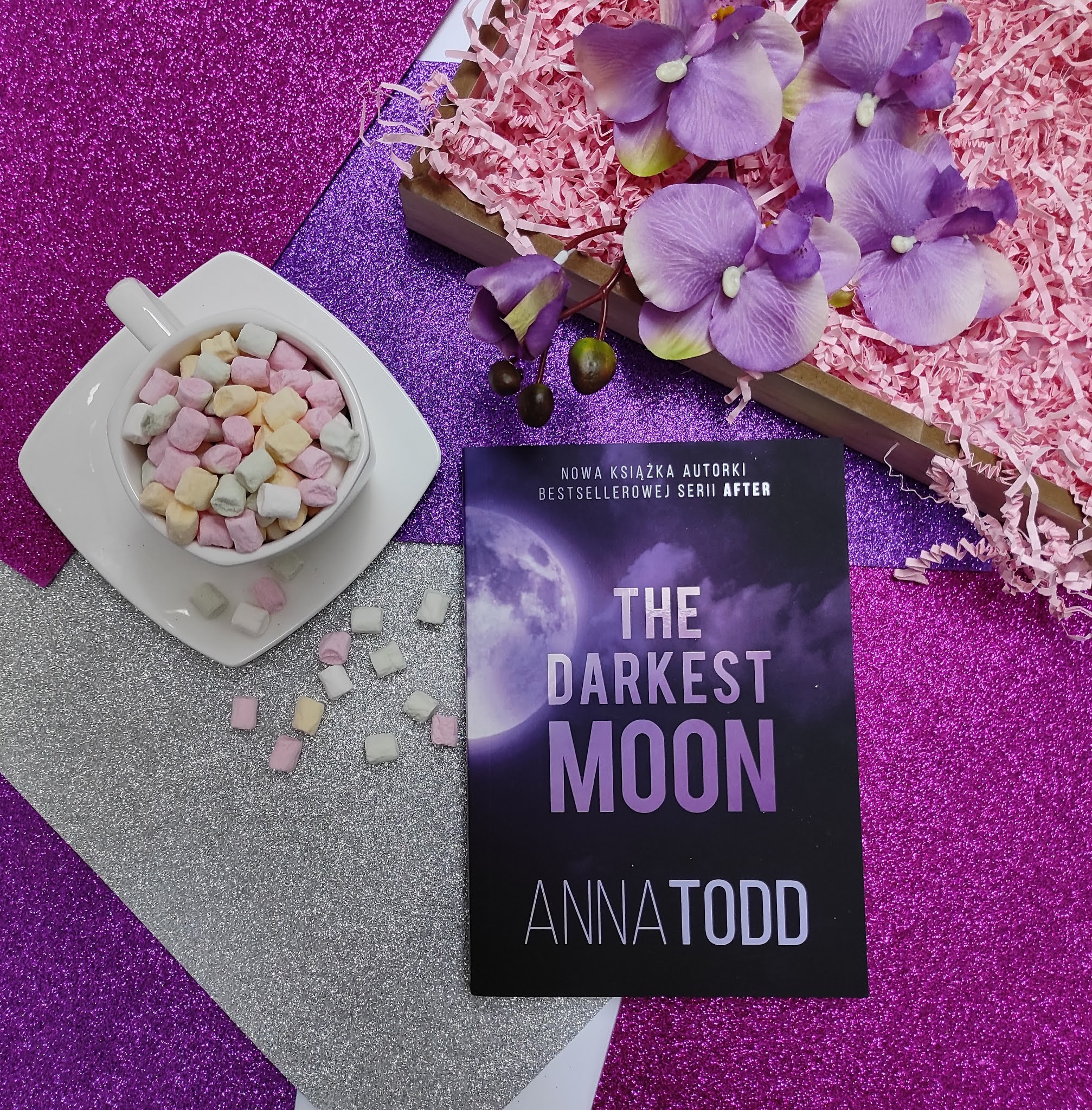 """The Darkest Moon"" Anna Todd"