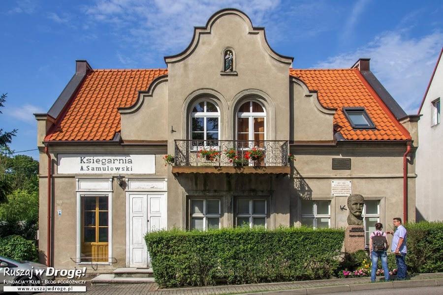 Dawna księgarnia Samulowskiego