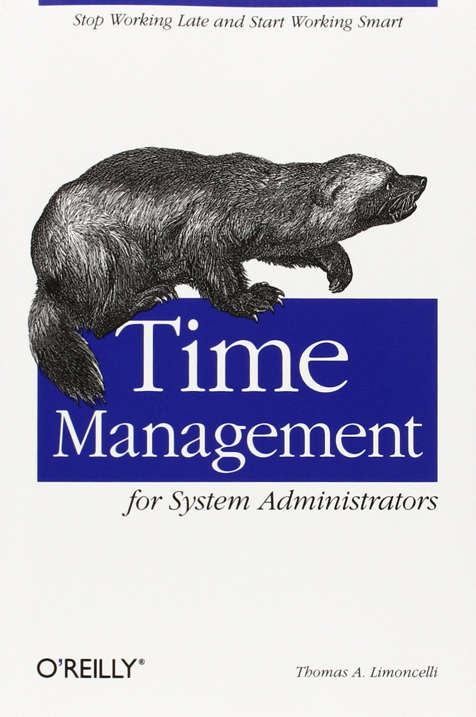 "A summary of ""Time Management for System Administrators"""