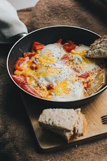 Active Monday 44 - Fried Egg Pan With Gratin & HIIT Workout