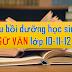TÀI LIỆU GIẢNG DẠY BỒI DƯỠNG HỌC SINH GIỎI NGỮ VĂN THPT (lớp10-11-12)