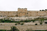 Jerusalem Walls and Gates