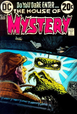 House of Mystery #216