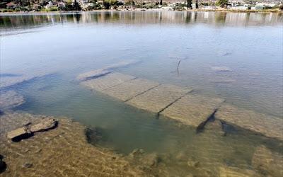 Σαλαμίνα: Ανάδειξη και προβολή του αρχαίου λιμανιού