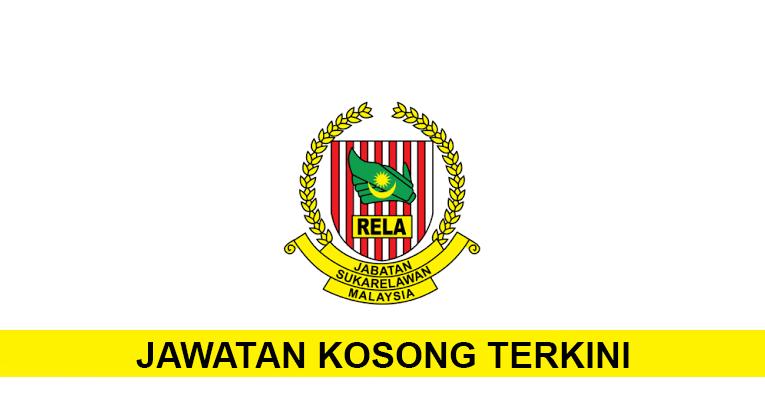 Kekosongan Terkini di Jabatan Sukarelawan Malaysia (RELA)