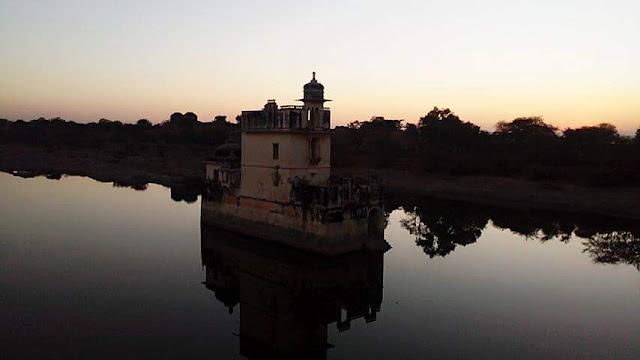 Padmavati Mahal Chittorgarh Fort