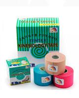 Jual kinesiotape atau taping merk kinesiology tape temtex