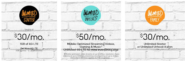 Boost Mobile Data Plan Pricing $30-$50 per month for 4G LTE