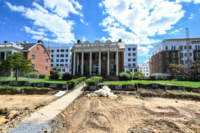 Parks at Walter Reed, Urban Atlantic, Hines, Triden, Washington DC, retail for lease, DC real estate, new construction, Torti Gallas