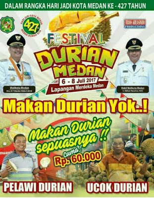 Festival Duria Medan Bikin Kecewa Orang Medan !!