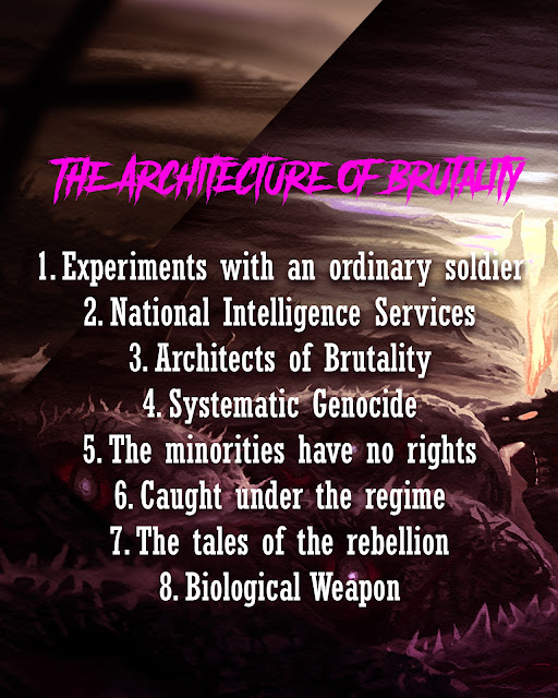 ancient necropsy new album play list Experiments with an ordinary soldier, national intelligence services, architects of brutality, systematic Genocide, The minorities have no rights, caught under the regime, the tales of the rebellion, biological weapon, albums released between covid 19