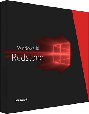 Windows 10 AIO v1703 RedStone 2 Septiembre 2017 poster box cover